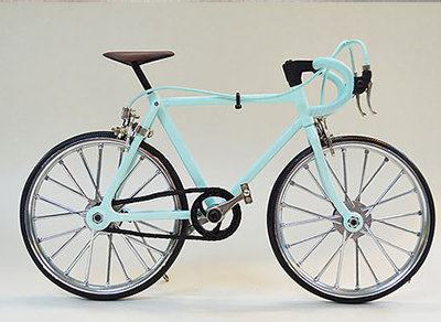 02. Bespoke Bikes