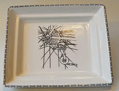 dera plate
